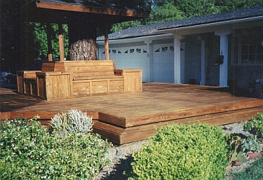 Deck Repair San Diego